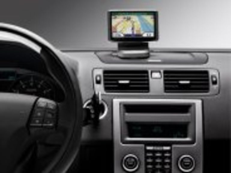Le Garmin Nüvi 760 s'invite dans les Volvo