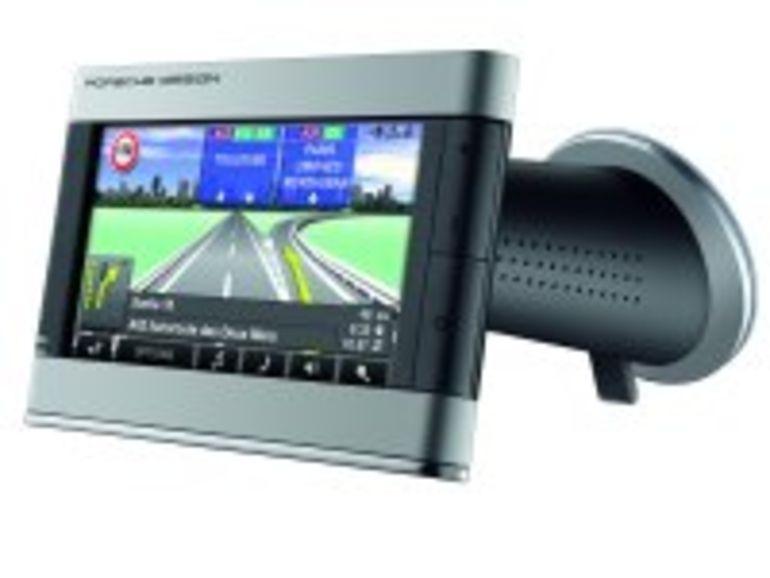 Le GPS Porsche Design enfin en vente