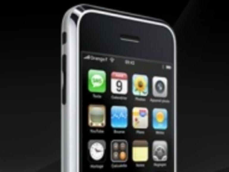 iPhone : Apple accusé de violation de brevets