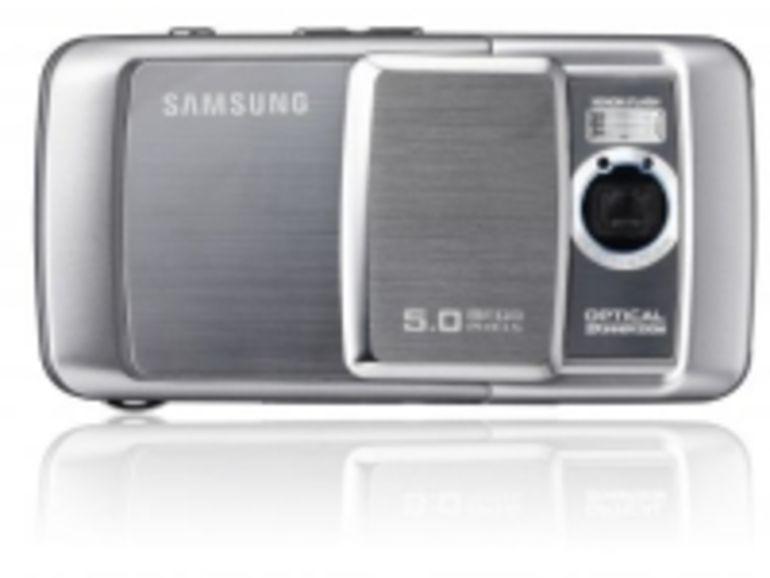 G800 : un téléphone Samsung spécialiste des photos en haute résolution