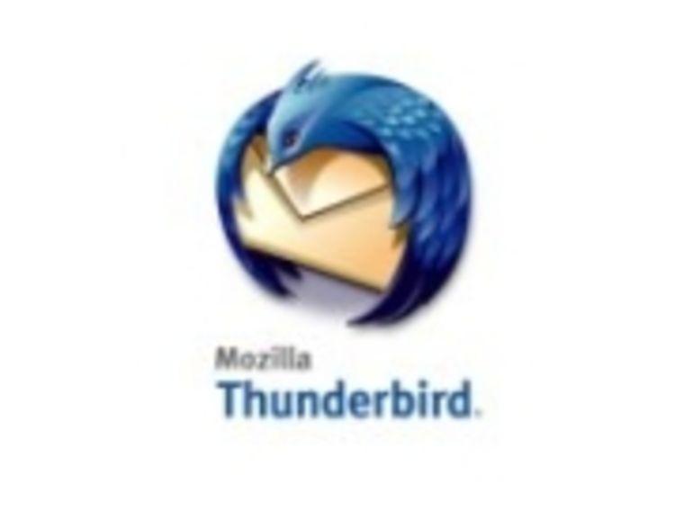 Petite mais importante mise à jour pour Thunderbird
