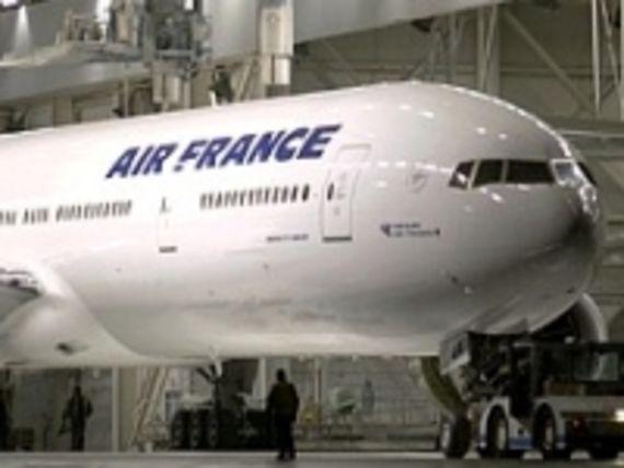 Air France met une dose de téléphonie mobile dans ses avions