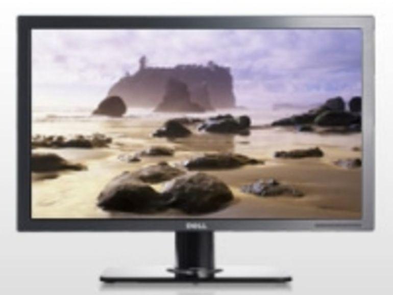 Un écran 24 pouces avec DisplayPort chez Dell