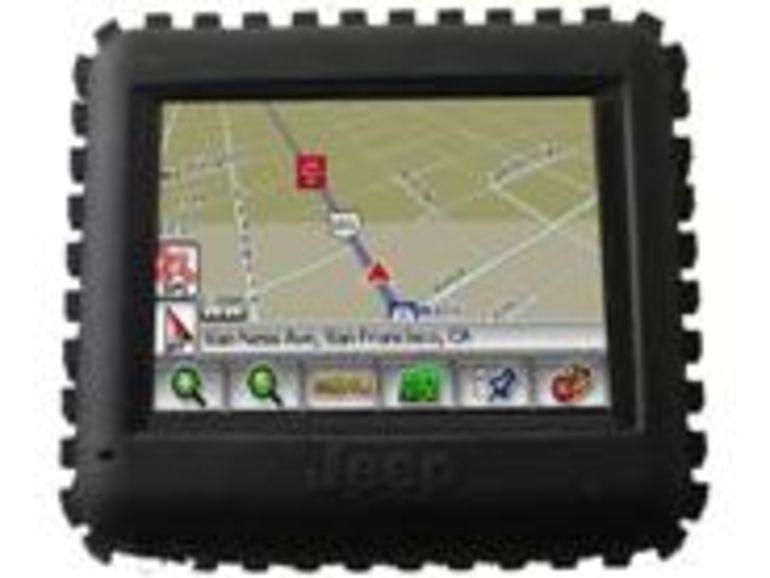 Jeep GPS RT 300 : un GPS quatre roues motrices