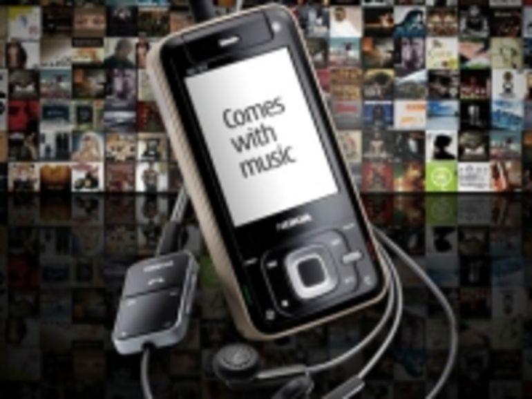 Le téléchargement de musique sur mobile ne décolle pas