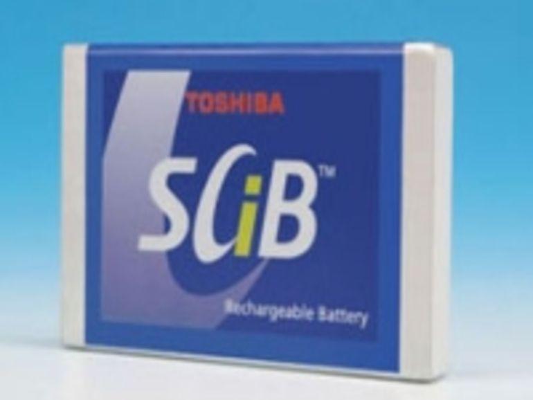 Toshiba : une pile qui se recharge en 5 minutes pour 2008
