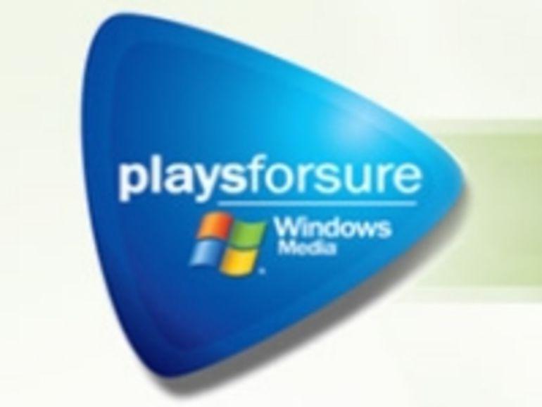 Microsoft enterre PlaysForSure