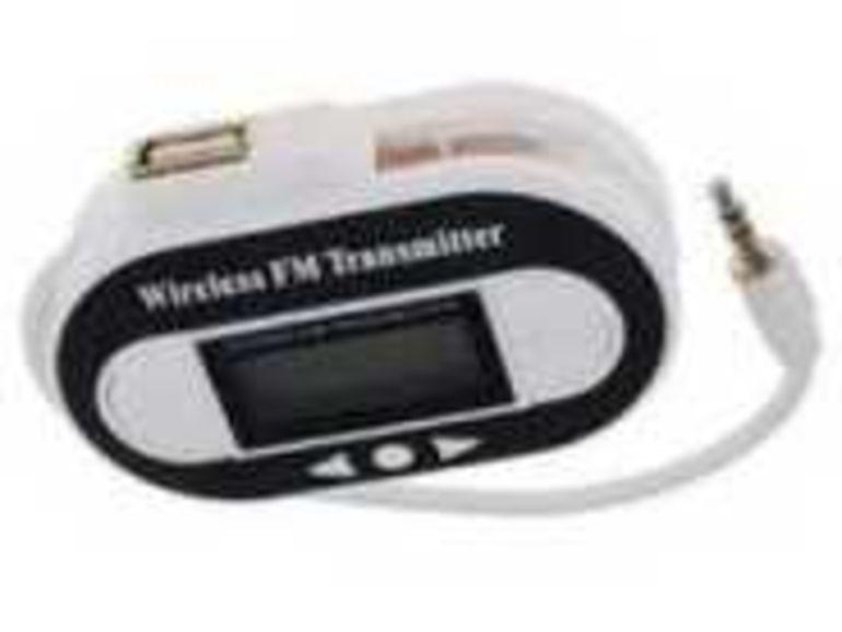 Transmetteur FM en voiture : une fausse bonne solution