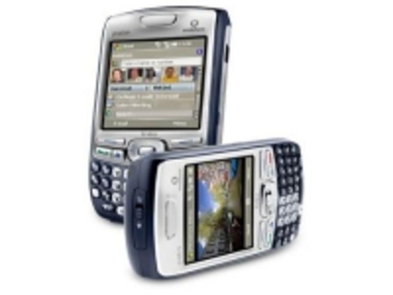 Le Treo 750 passe à Windows Mobile 6