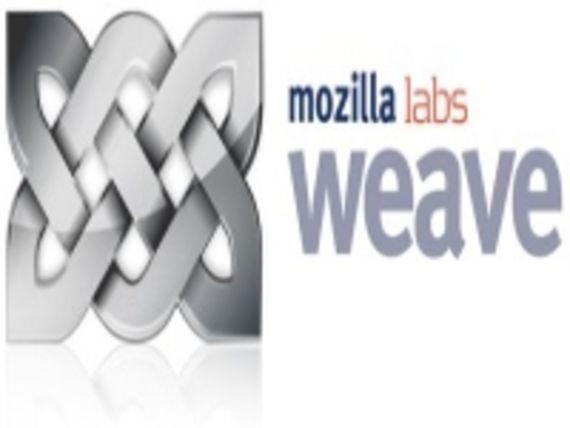 Mozilla lance Weave, son premier service en ligne