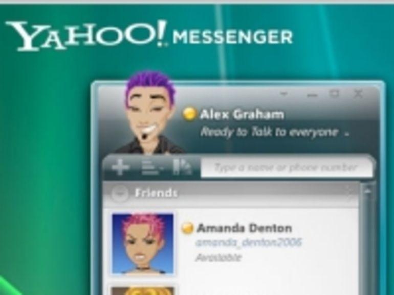 Yahoo! Messenger pour Vista entre dans la conversation