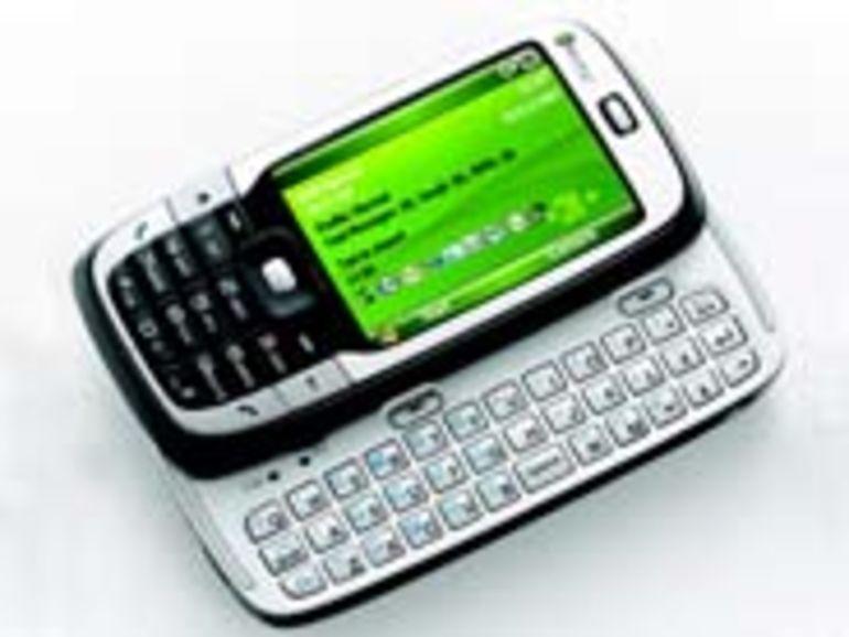 3GSM 2007 - HTC S710 : un smartphone pour le travail et les loisirs