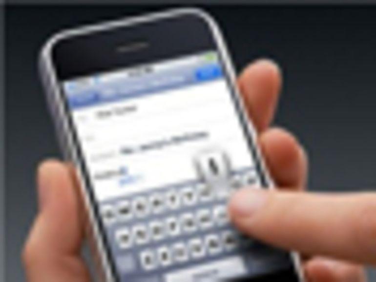 L'iPhone testé par Cnet