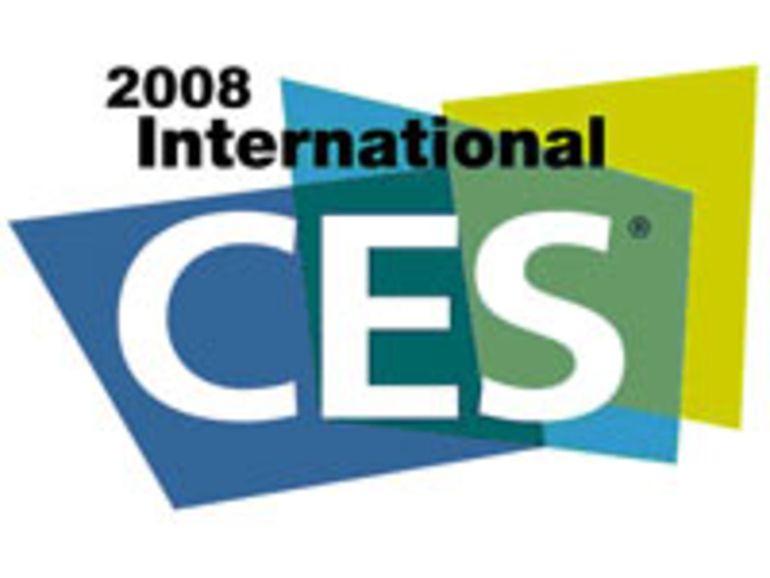 CNET France couvre le CES 2008 de Las Vegas