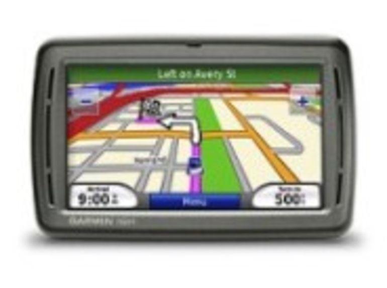 CES 2008 : Garmin dévoile une pléiade de nouveaux GPS