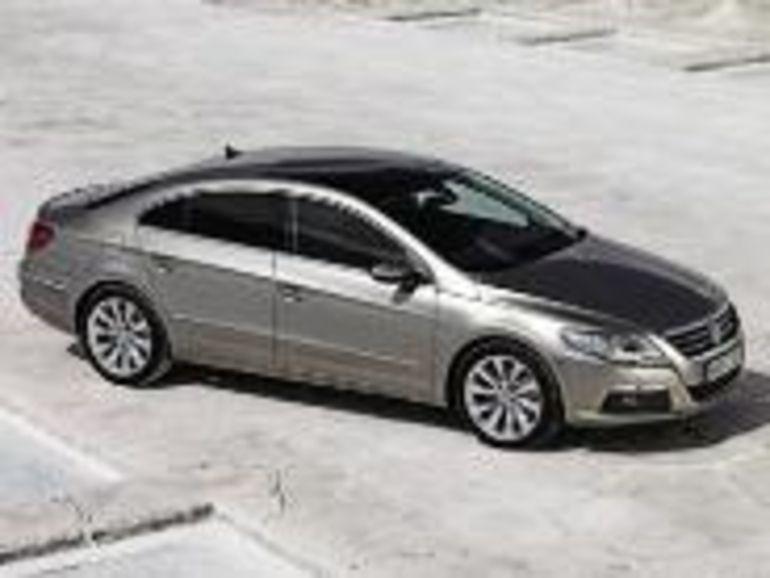 Salon de Detroit : Volkswagen lève le voile sur la Passat CC
