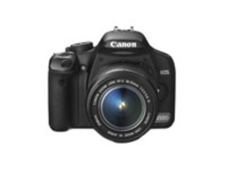 Reflex entrée de gamme, le Canon 450D chasse le 400D