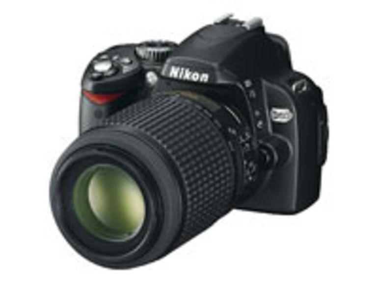 Nikon remplace son reflex D40x par le D60