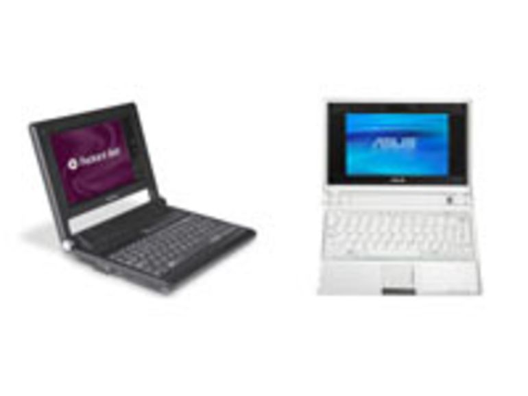 Eee PC Vs EasyNote XS20 : le choc des ultra portables