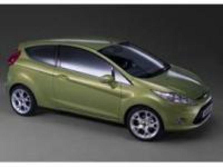 Salon de Genève 2008 : Ford lance la Fiesta