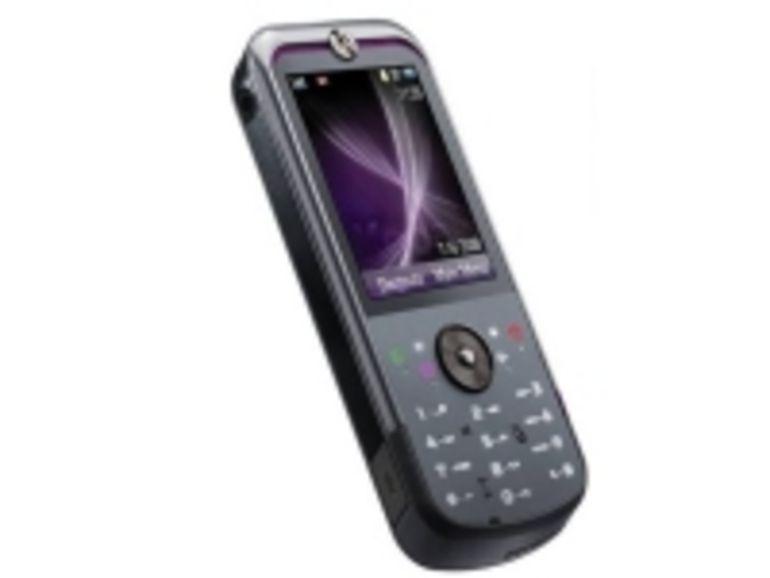Motorola et Kodak s'associent pour le téléphone mobile ZN5