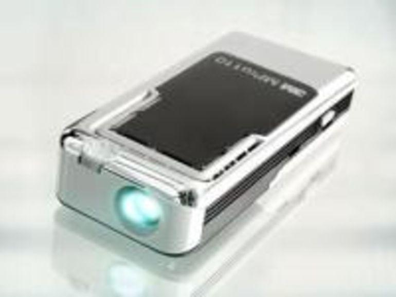 3M MPro 110 micro projecteur