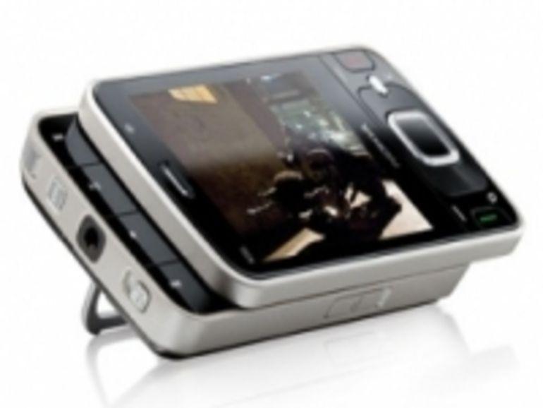 3GSM : le N96, digne successeur du N95 avec télévision mobile et 16 Go de mémoire