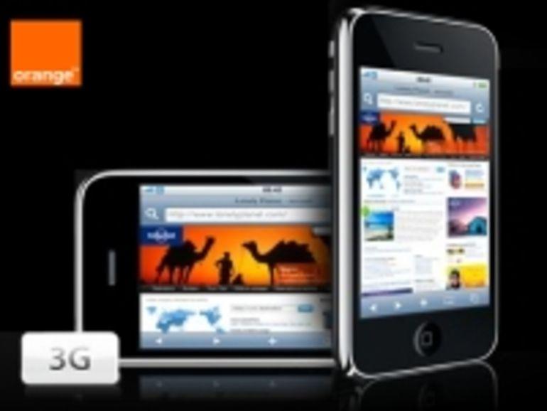 L'iPhone 3G sans abonnement vendu à partir de 509 euros