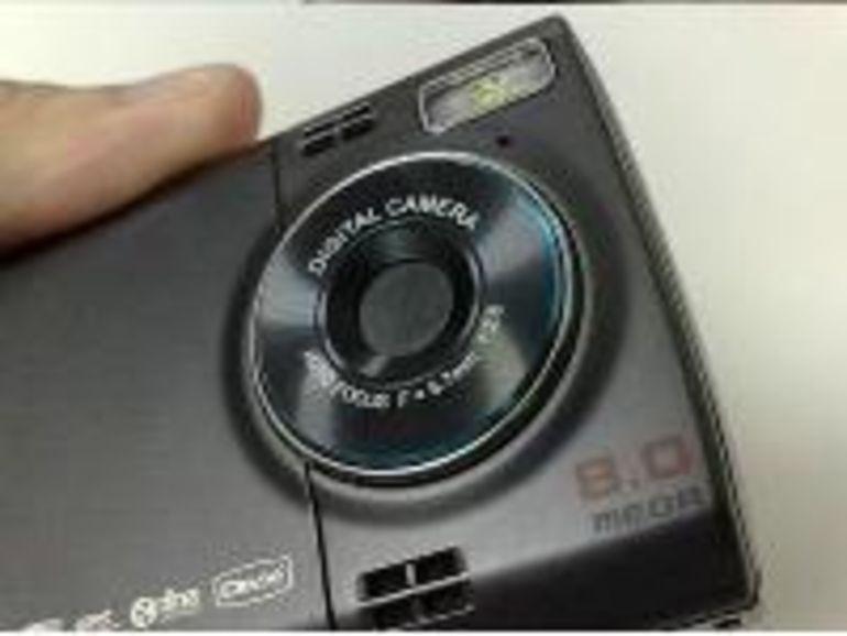 Samsung i8510, un mobile 8 mégapixels et 16 Go en préparation ?