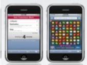 La reconnaissance d'écriture intégrée à l'iPhone 3G