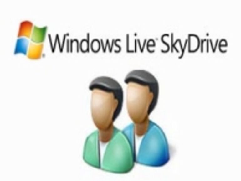SkyDrive disponible en version finale en français avec 5 Go d'espace de stockage