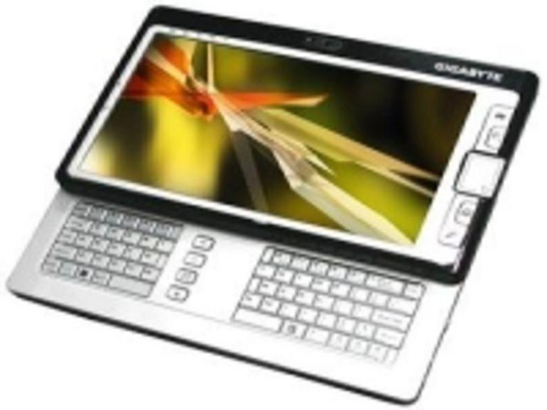 CeBIT 2008 : Gigabyte met de l'Atom dans ses premiers UMPC