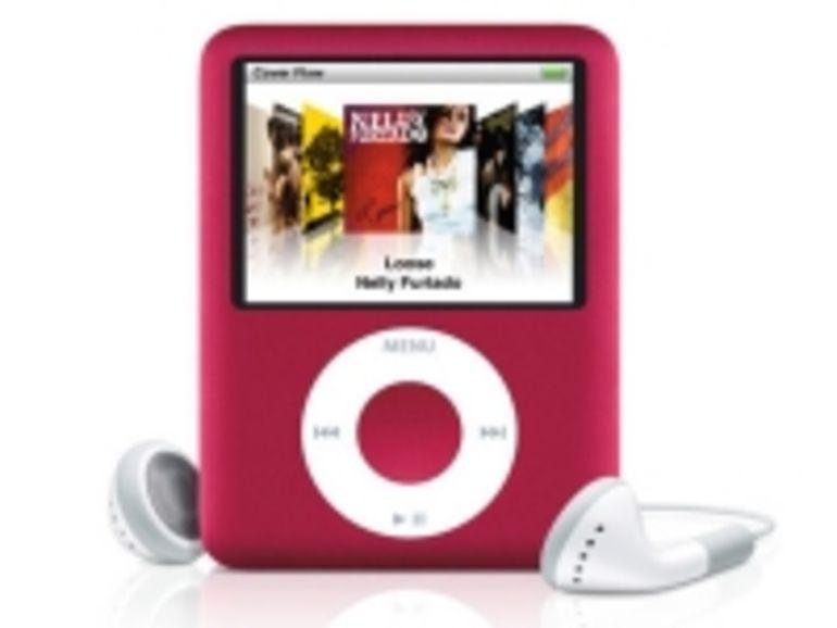 Au Japon, l'iPod nano fait des étincelles