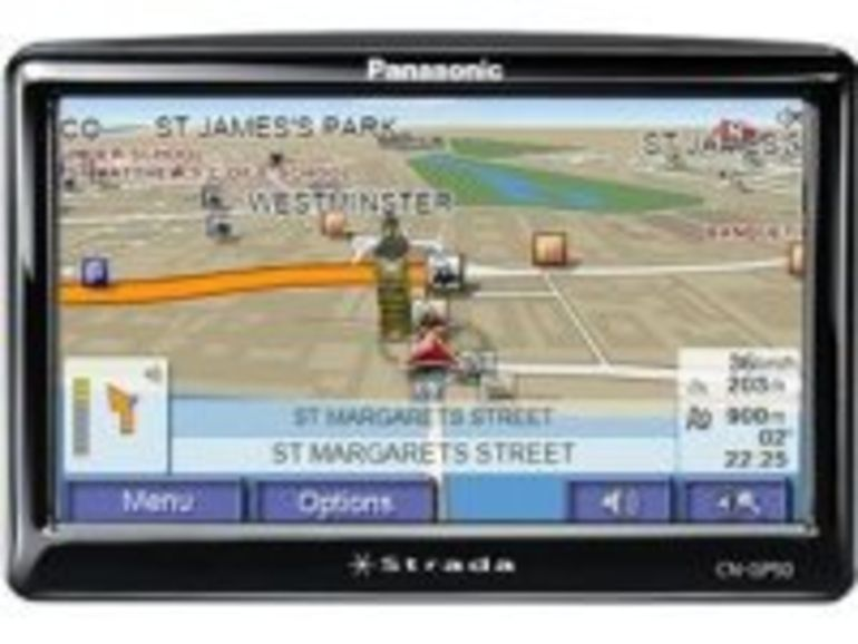 Panasonic Strada
