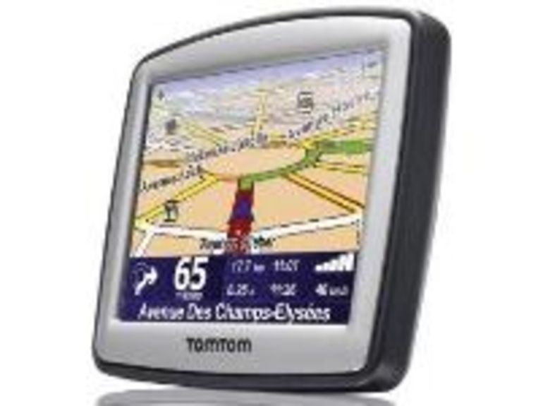 TomTom One V4 : de timides modifications