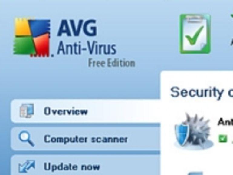 AVG Anti-virus Free 8 protège gratuitement vos recherches sur Internet