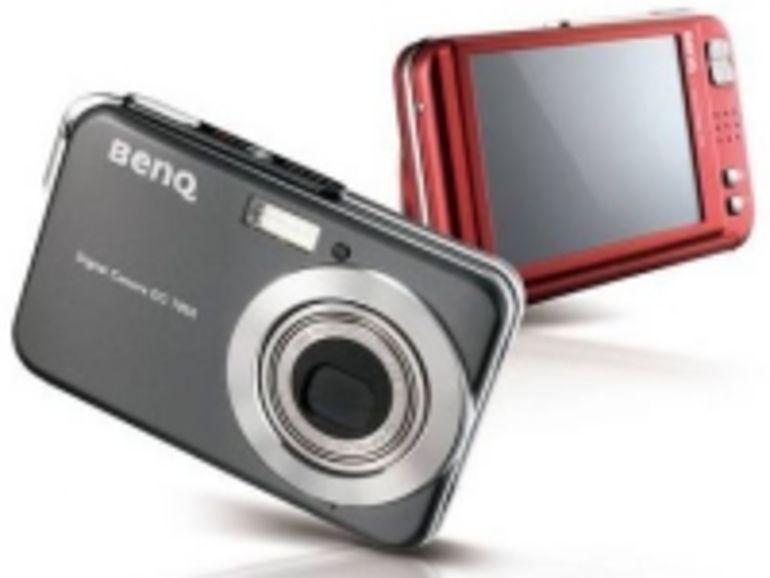 BenQ lance le T850, l'appareil photo numérique le plus fin au monde