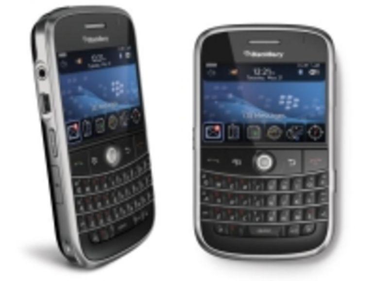 RIM dévoile le Blackberry Bold, premier de la série 9000