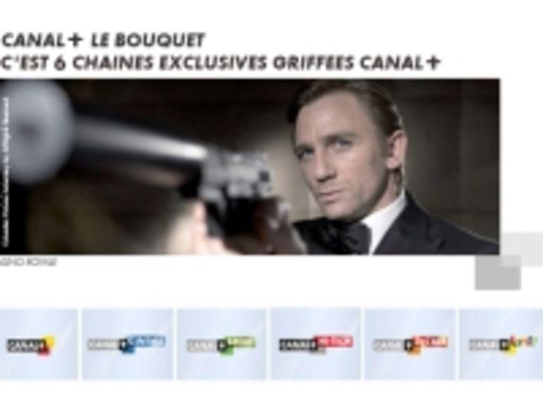 Canal+ à un euro pendant un an pour les nouveaux abonnés à Free
