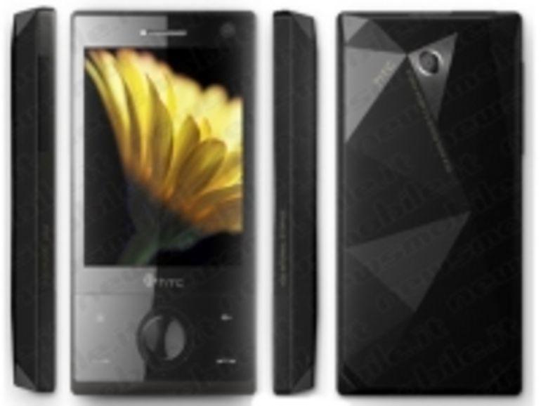 Avec le Diamond, HTC lorgne un peu plus sur l'iPhone