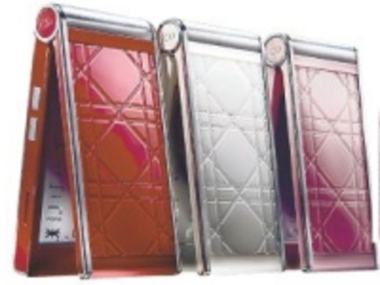 Dior lance sa collection de téléphones mobiles