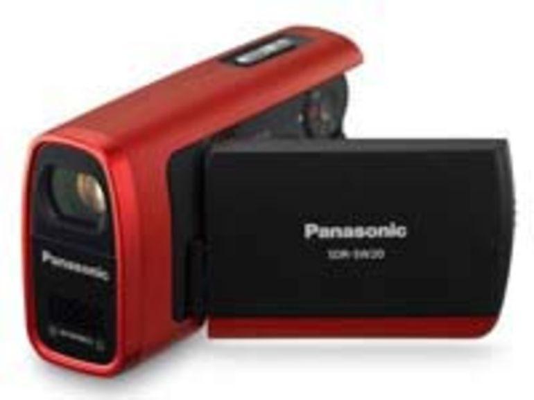 Panasonic SDR-SW20