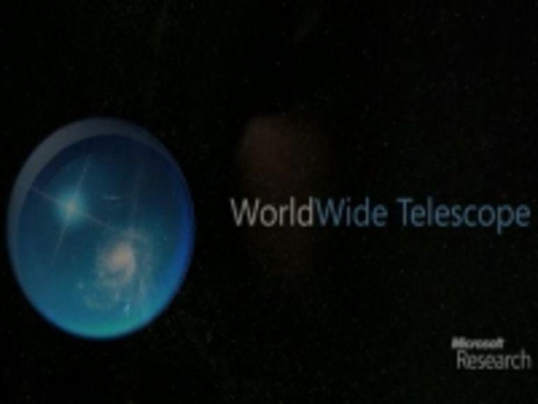 Le téléscope de Microsoft disponible en téléchargement
