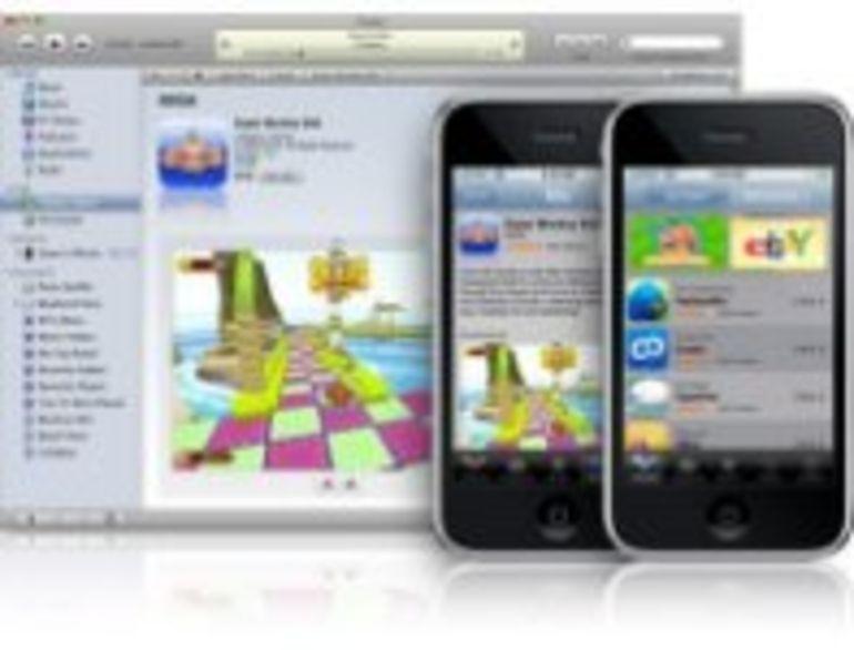 L'iPhone 3G plus fort que la PSP ou la DS ?