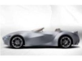 GINA Light Visionary, le nouveau concept car de BMW