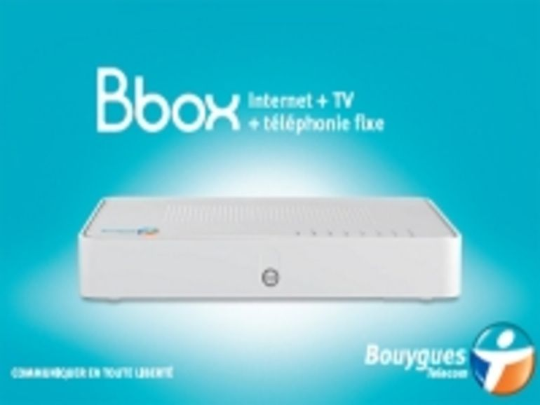 Bouygues Telecom se lance dans l'ADSL avec la Bbox