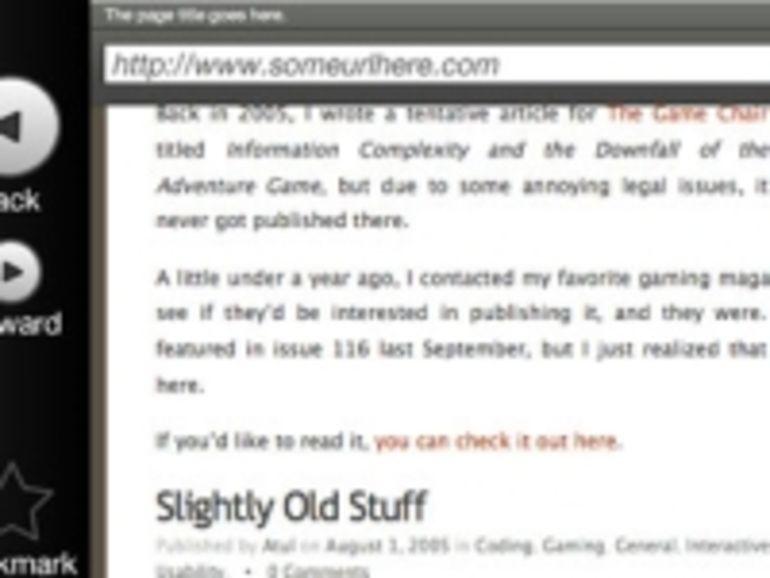 Disponible en 2009, Firefox Mobile se dévoile en vidéo
