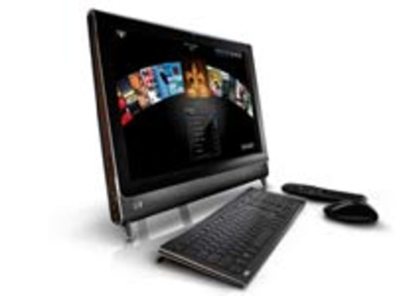HP dévoile un PC tout-en un à écran tactile : le HP TouchSmart IQ500