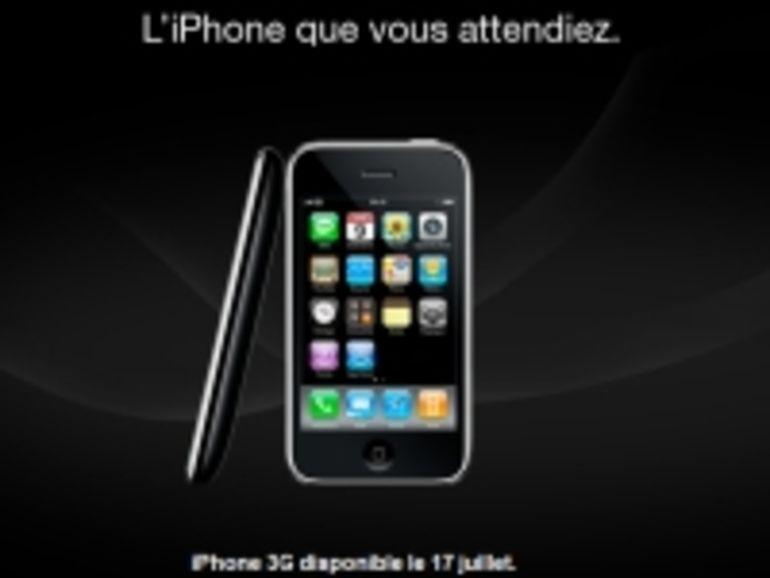 Sortie d'iTunes 7.7 pour l'iPhone 3G