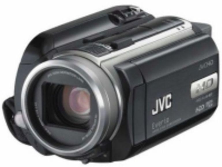 Les nouveaux caméscopes JVC enregistrent en MPEG-2 et AVC HD